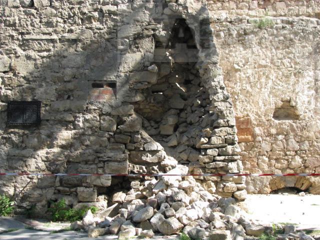 Фото новости - Работы на башне Константина начнутся в конце мая