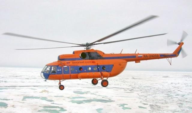 Пассажиры разбившегося уШпицбергена вертолета невоспользовались жилетами