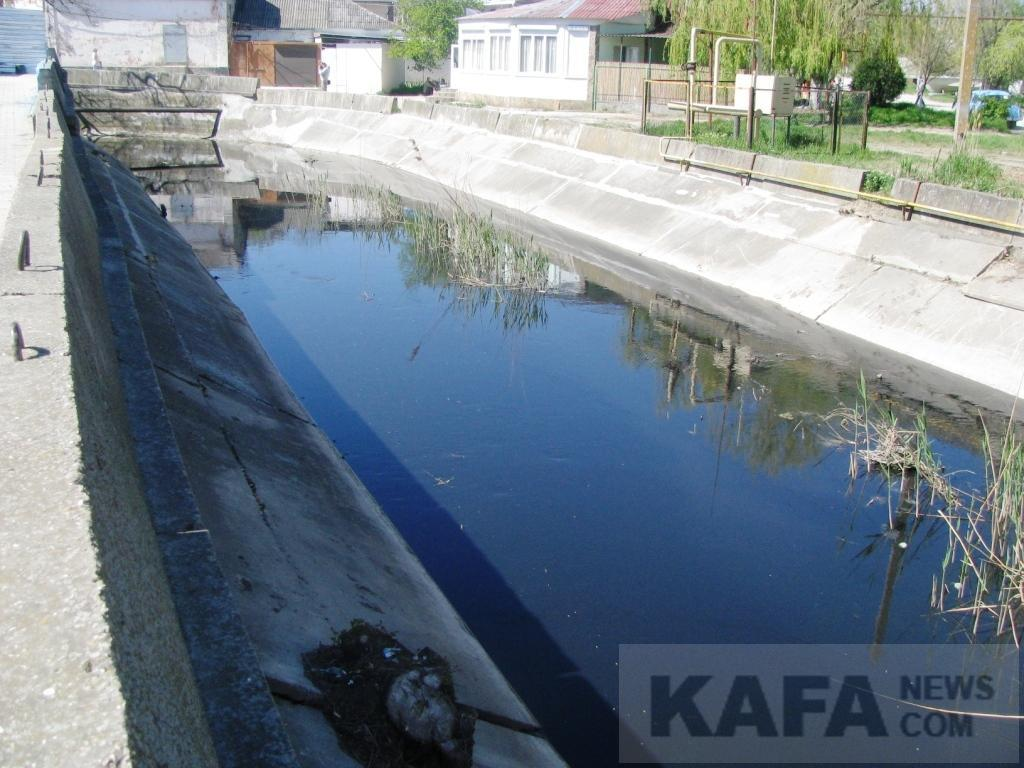 Фото новости - Речку Байбуга примут в муниципальную собственность