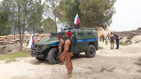 Взоны безопасности вСирии могут ввести заграничные войсковые контингенты