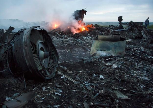 Следственная группа поделу MH17 включила врасследование русского генерала