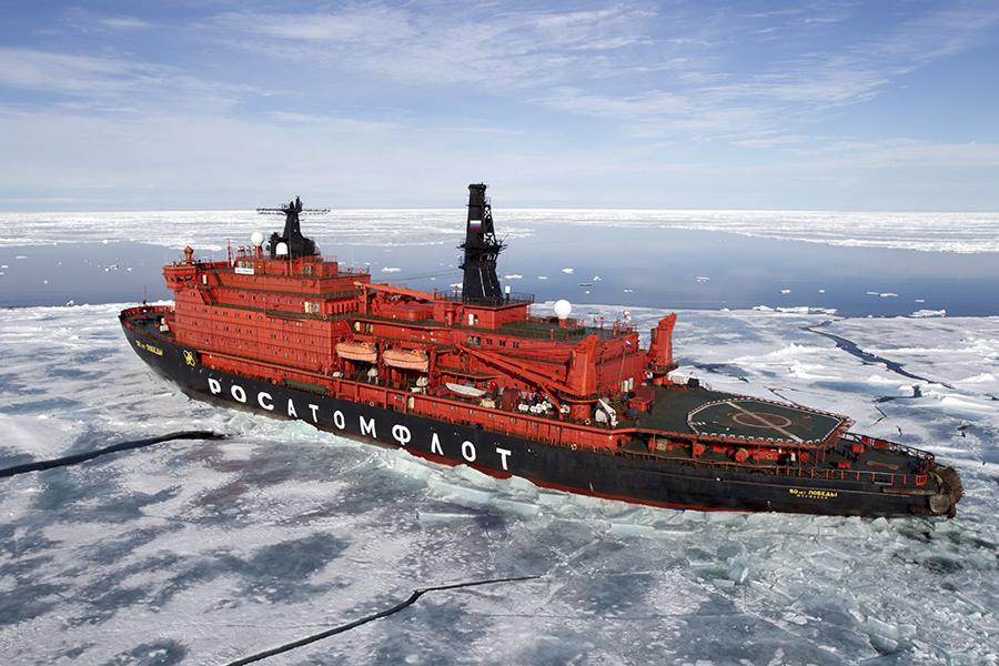 Минэкономики предложило вчетверо уменьшить расходы напрограмму развития Арктики