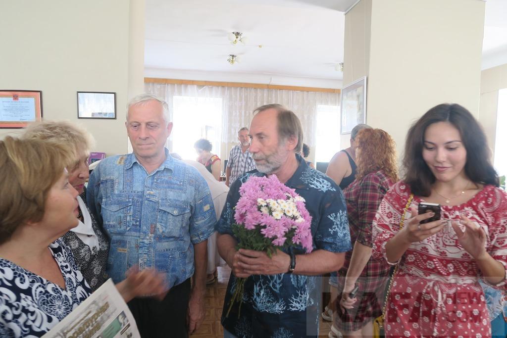 Фото - С 9 по 11 сентября в Феодосии прошел шестой поэтический фестиваль «Алые паруса – 2017»