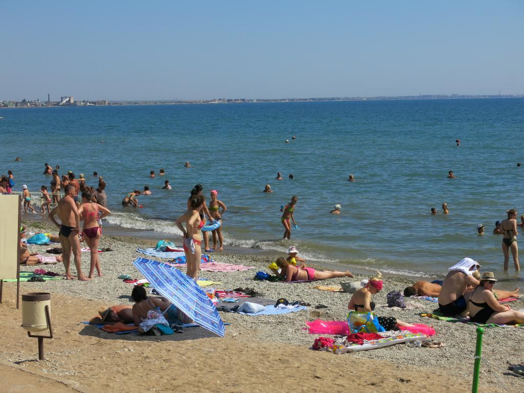 Крым накроет 35-градусная жара— Знойные выходные