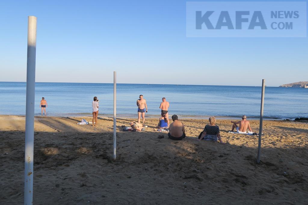 Фото новости - Середина октября: лето вернулось в Феодосию(фоторепортаж)
