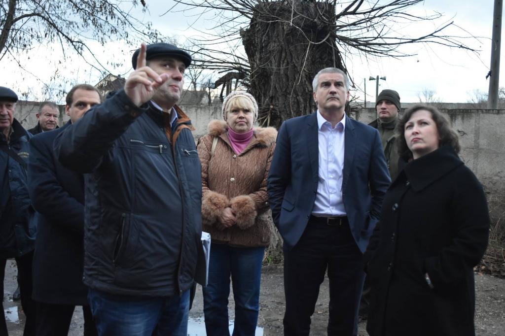 Аксенов: В Крыму возросла террористическая угроза