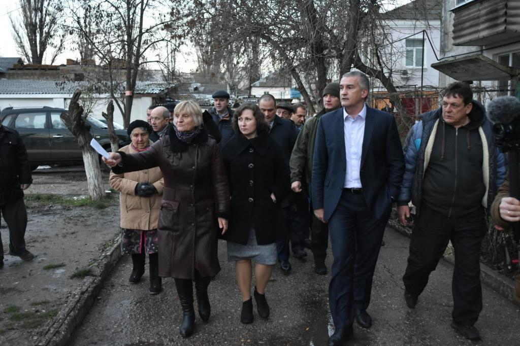 Руководство Украины пытается дестабилизировать ситуацию в регионе — Глава Крыма