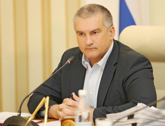 Aksyonov: Kırım yönetiminin Kiev ile resmi temasları yok