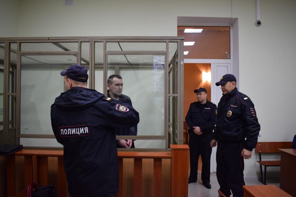 Серийного убийцу инасильника изСевастополя приговорили кпожизненному заключению