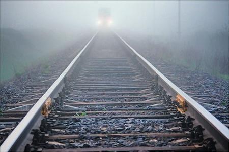 Керченская паромная переправа остановила работу из-за тумана