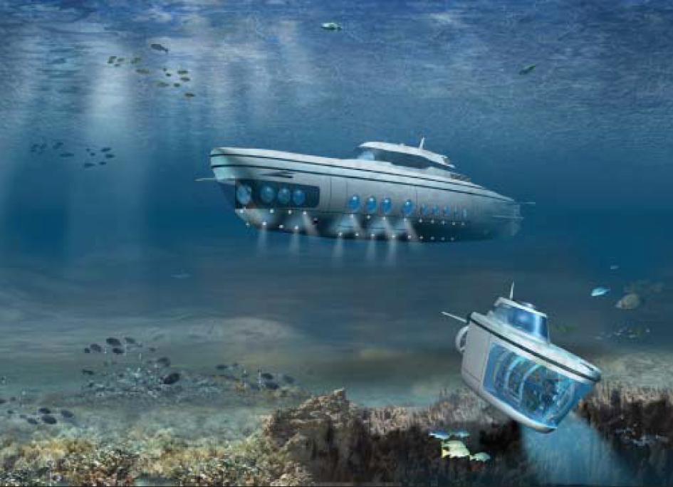 самая уникальная подводная лодка