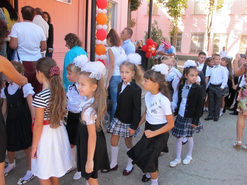 Фото новости - Школы в Феодосии полностью заполнены
