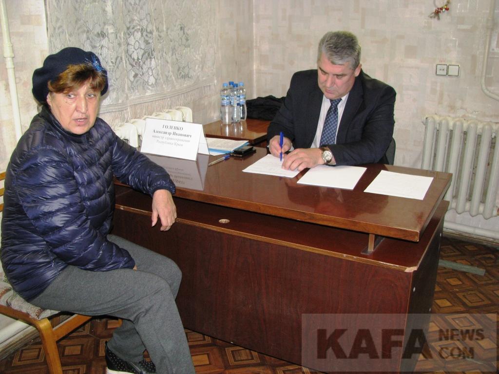 Фото - Список министров, которые  сегодня в Феодосии принимают граждан