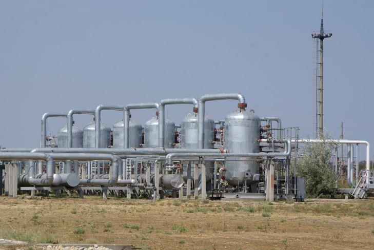 Черноморнефтегаз получил разрешение настроительство газопровода Керчь— Симферополь— Севастополь