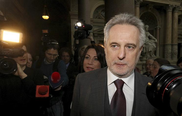 Суд вВене освободил украинского олигарха Фирташа