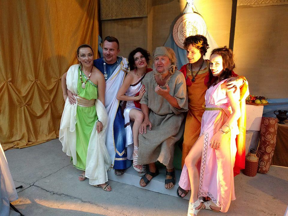 Театр «Парадокс» открывает сезон