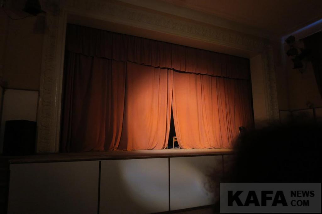 Фото новости - Театральный уикенд прошел в городском ДК(фоторепортаж)