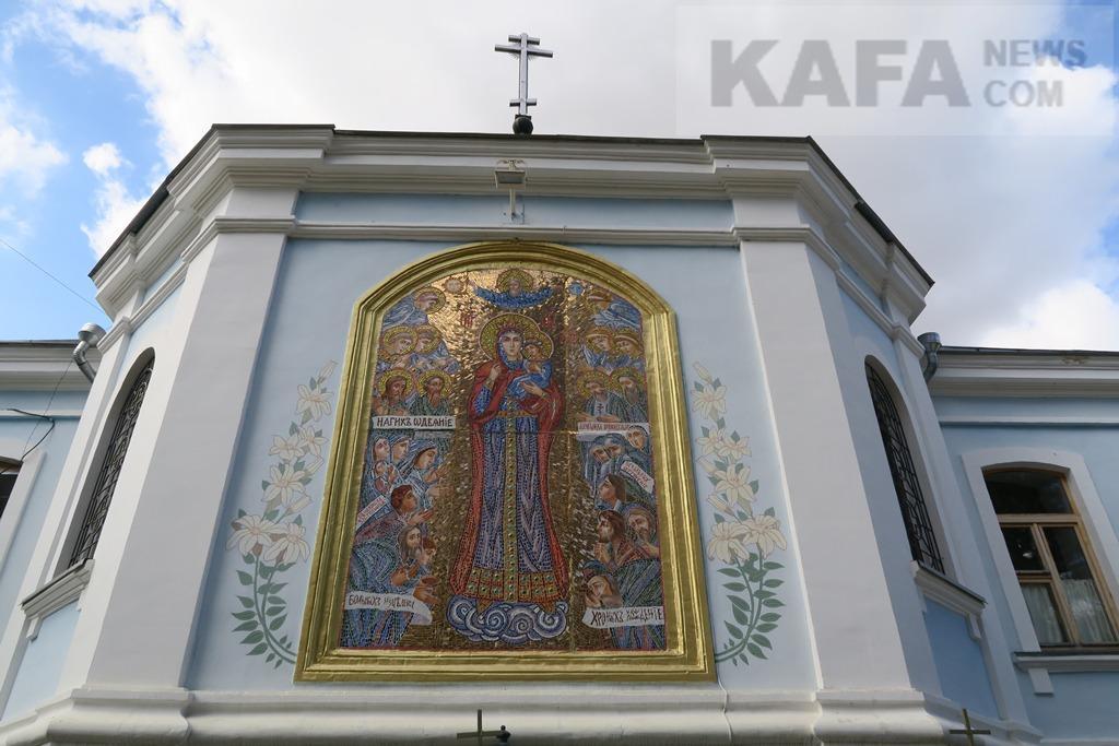 Фото новости - Топловский женский монастырь в праздник Покрова Пресвятой Богородицы (видео)(фоторепортаж)