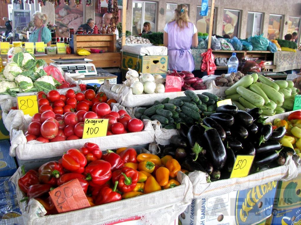 Фото - Цены на рынке Феодосии