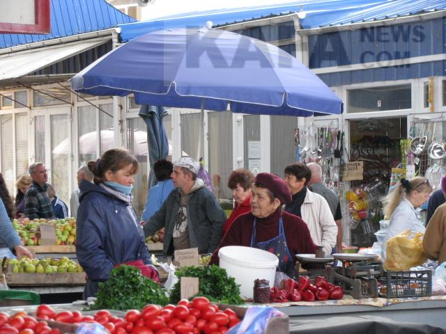 Инфляция в РФ держится науровне 0,1%