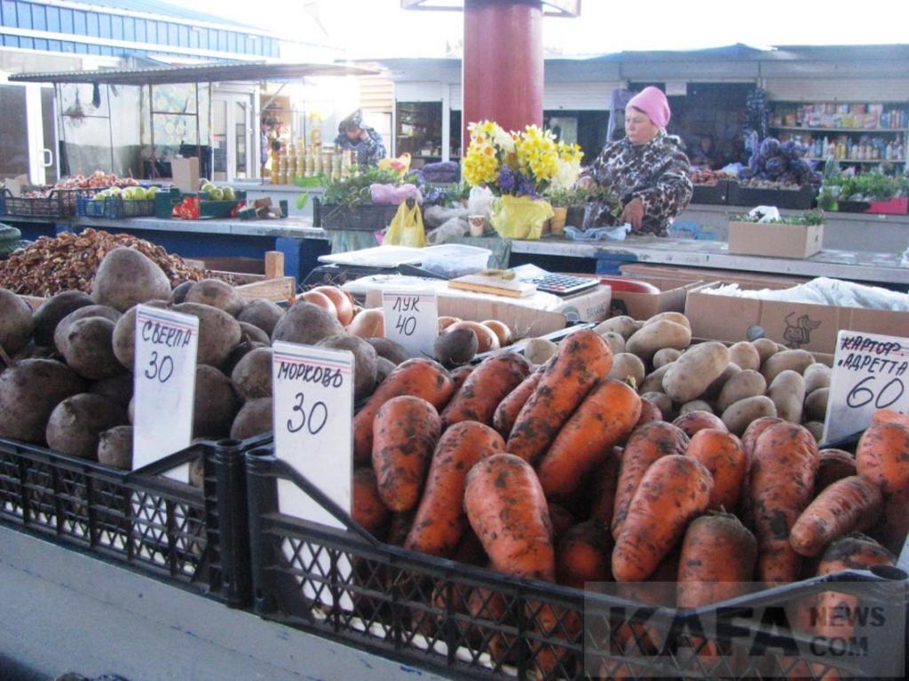 ВРостове снизились цены наговядину, хлеб ияйца