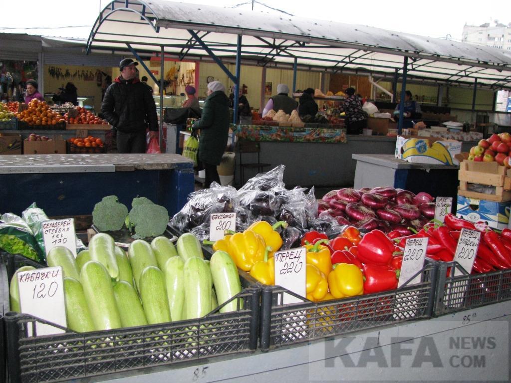 Фото новости - Цены на рынке Феодосии(фоторепортаж)