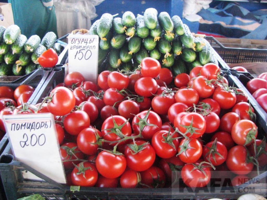 Овощи ибензин подорожали вУдмуртии наминувшей неделе