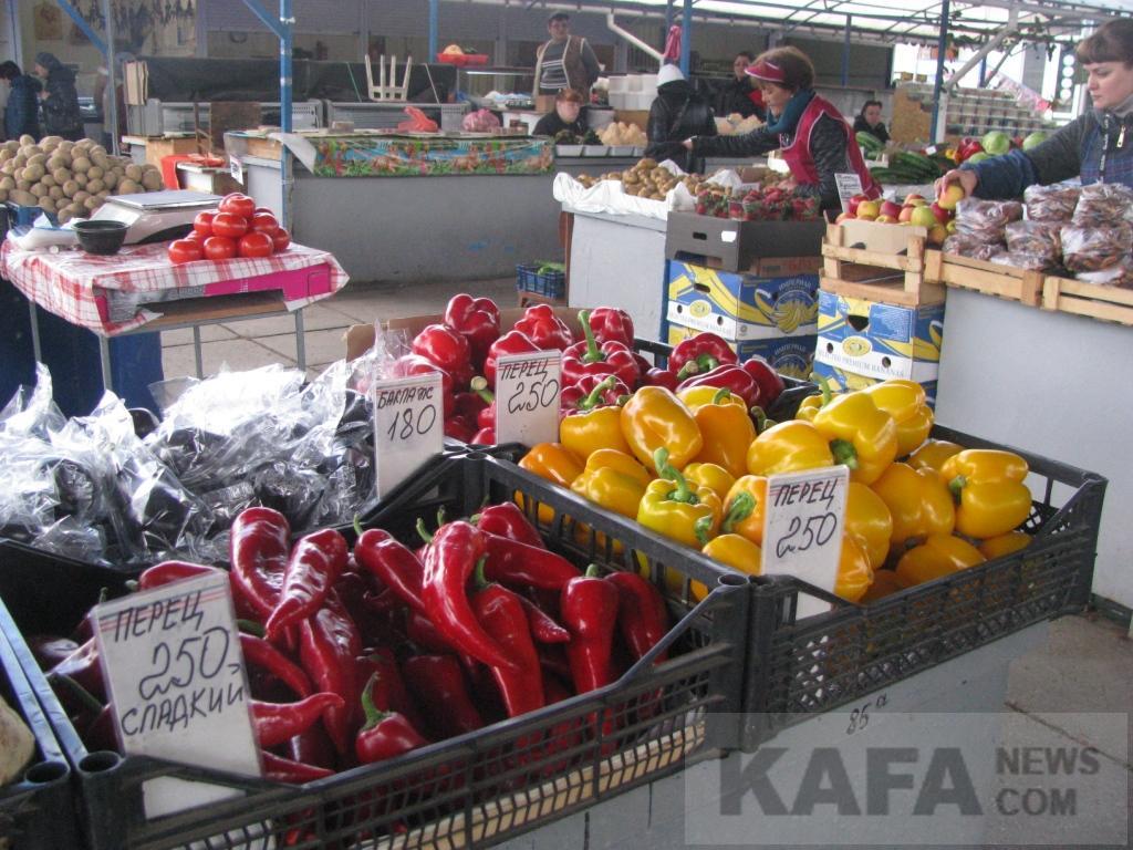 Цены на продукты на рынке голая пристань наржались
