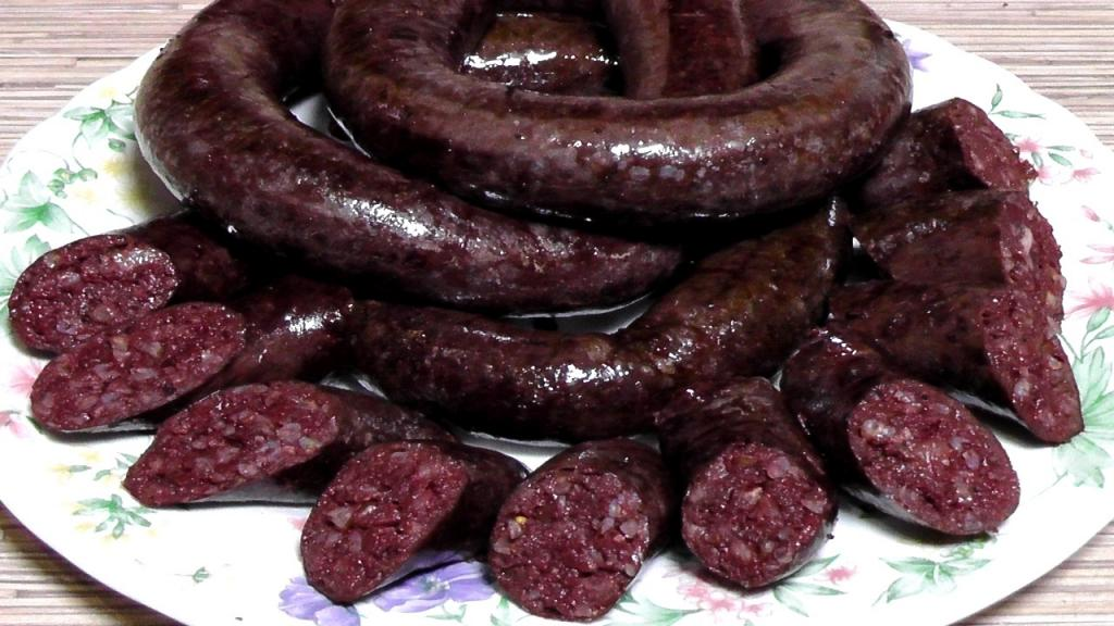 Фото новости - У феодосийца изъяли и уничтожили 1,5 кг кровяной колбасы