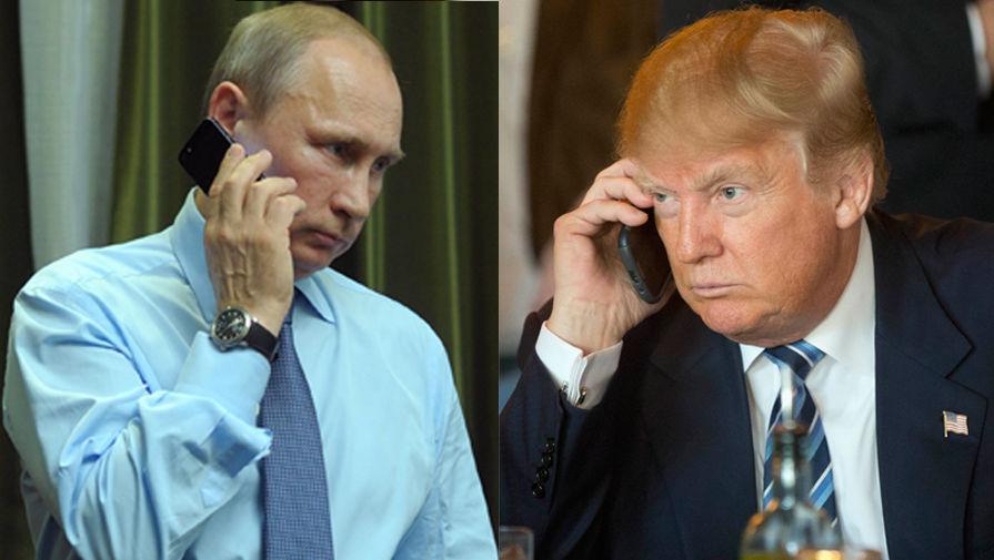 ПосольствоРФ встолице Англии назвало ерундой сообщения овстрече Трампа и В.Путина