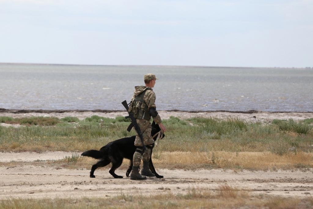 Оккупанты вКрыму задержали украинца при попытке нелегально пересечь границу