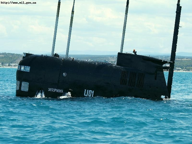 как покидать подводную лодку