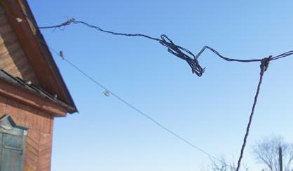 Фото новости - В Береговом воруют электроэнергию