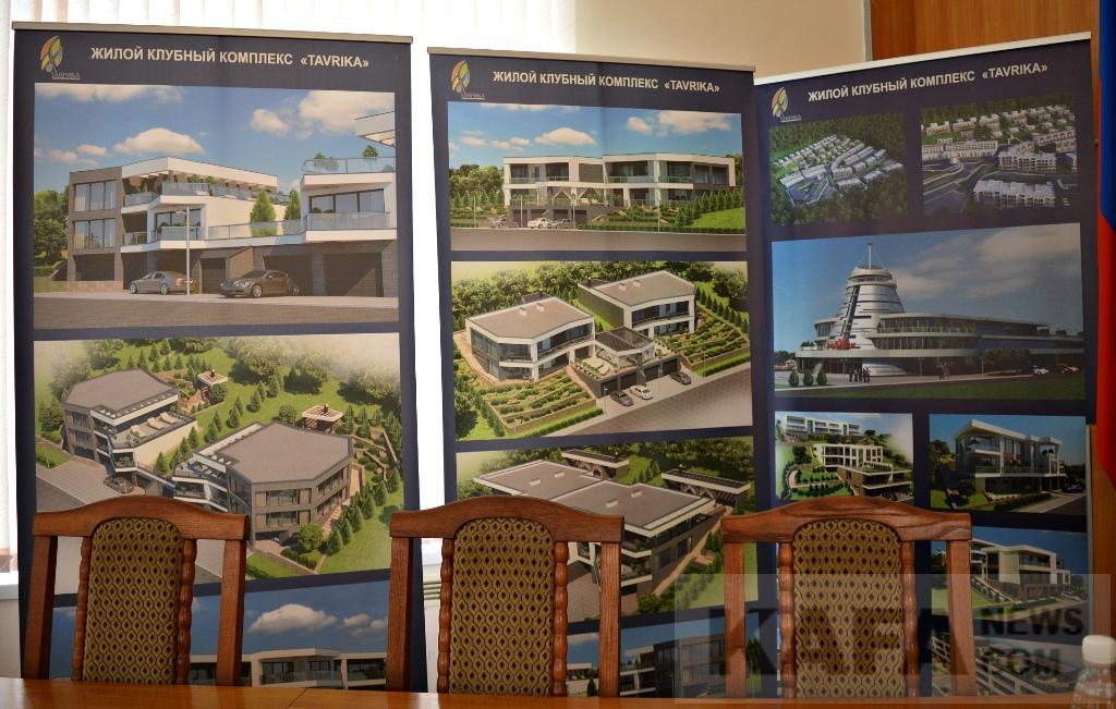 Фото новости - В Феодосии хотят построить жилой комплекс и роскошную гостиницу (фоторепортаж)