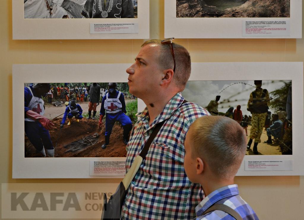 Фото новости - В Феодосии можно увидеть последствия жутких войн XXI века(фоторепортаж)
