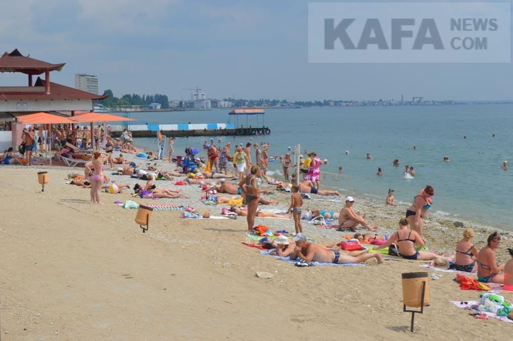 Фото новости - В Феодосии отдохнуло 237 тысяч туристов