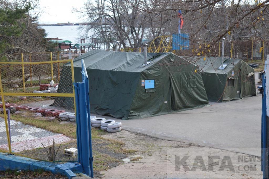 Фото новости - В Феодосии откроют пункт обогрева для бездомных