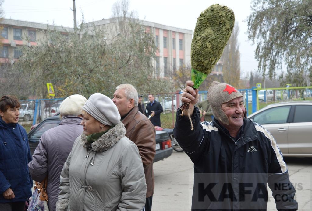 Фото новости - В Феодосии открылись