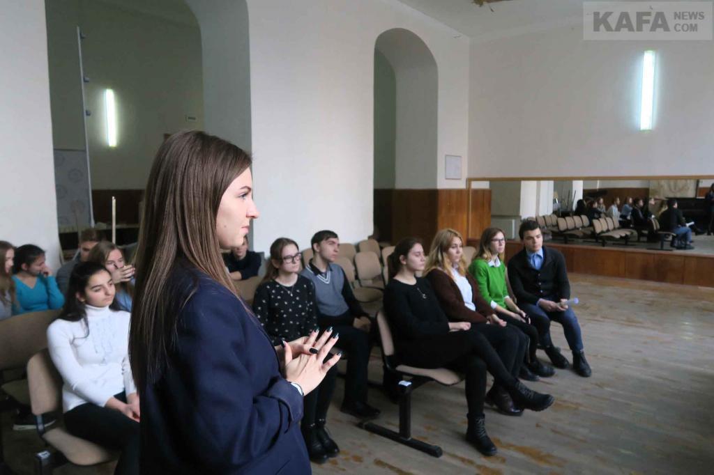 Фото новости - В Феодосии отметили День Конституции РФ (видео)(фоторепортаж)