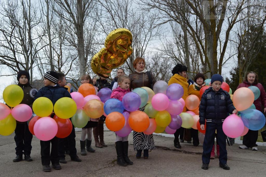 Фото новости - В Феодосии отметили юбилей Испытательного центра (видео)(фоторепортаж)