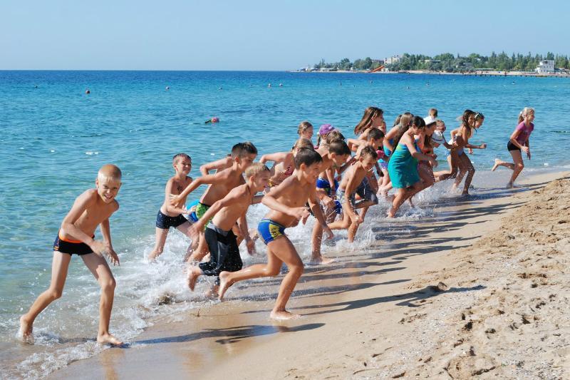Фото - В Феодосии оздоровили почти три тысячи детей