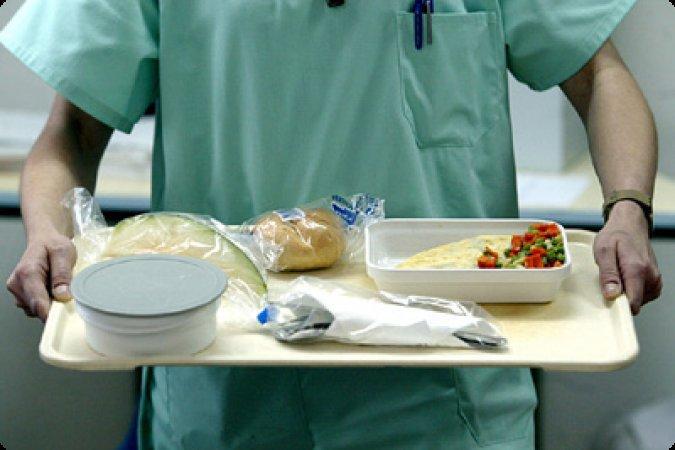 Фото новости - В Феодосии пациенты медучреждений жалуются на питание