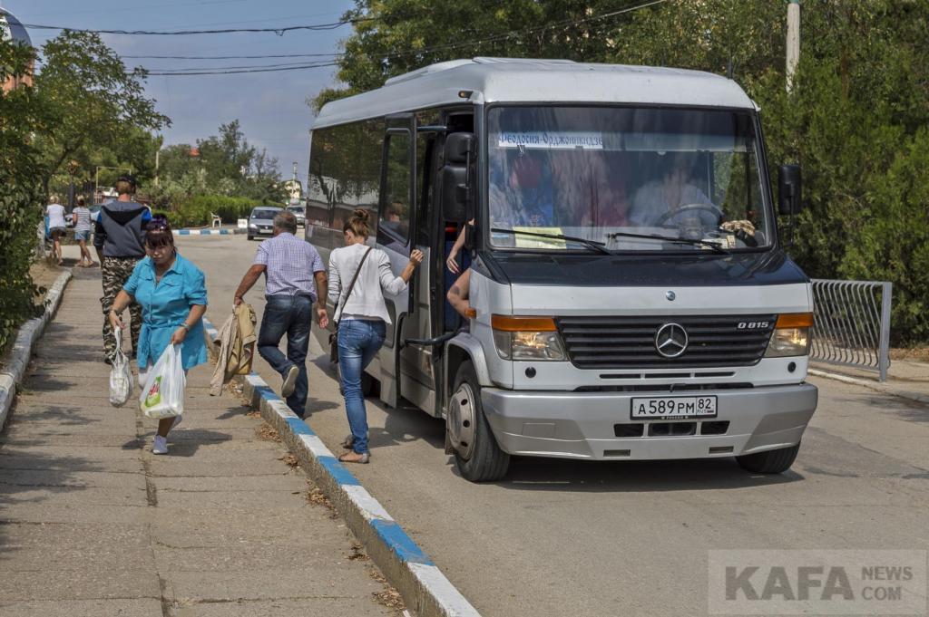 Фото новости - В Феодосии пересмотрят график движения автобусов №20 и 20а