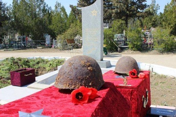 Фото новости - В Феодосии перезахоронят останки 35 красноармейцев
