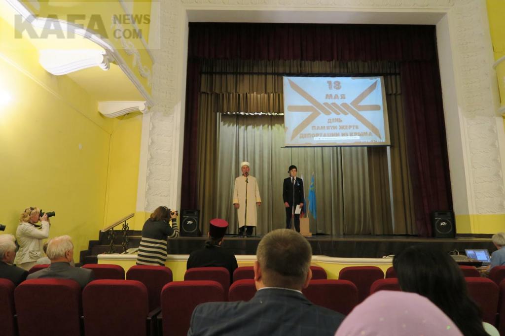 День депортации: крымские татары проведут памятную молитву