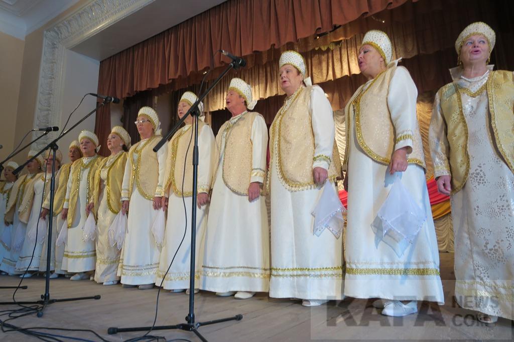 Фото - В Феодосии прошел концерт в честь Дня белой трости (видео)