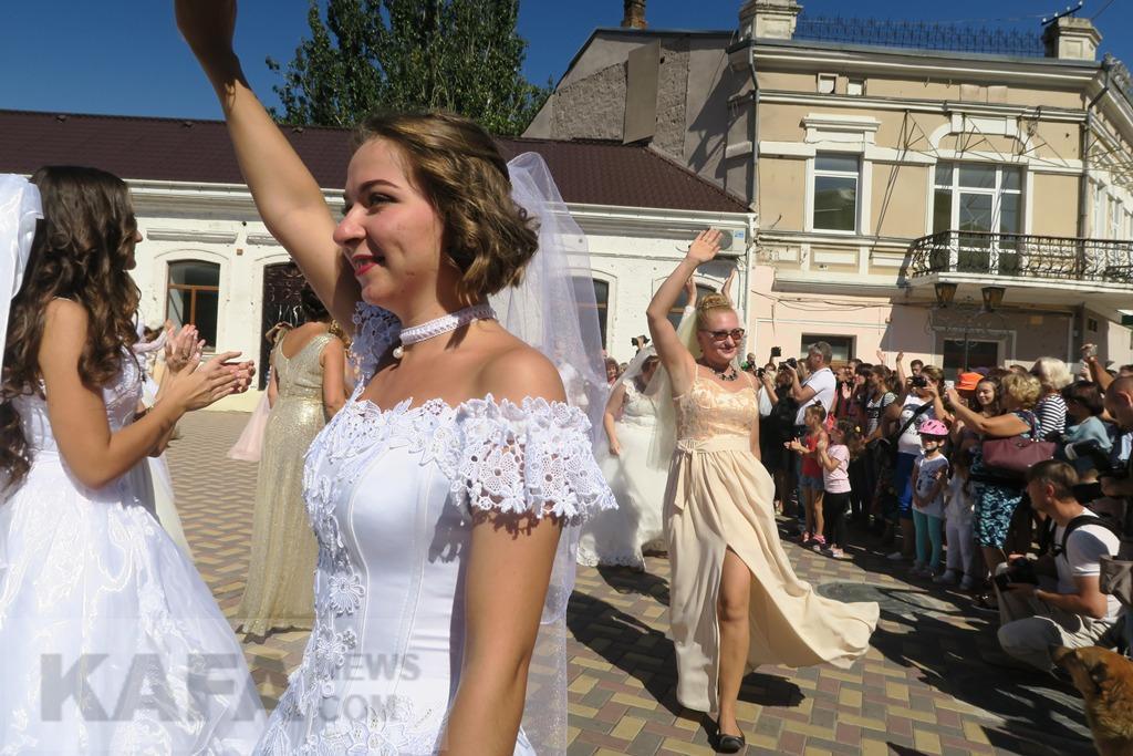 Видео с невестами блог