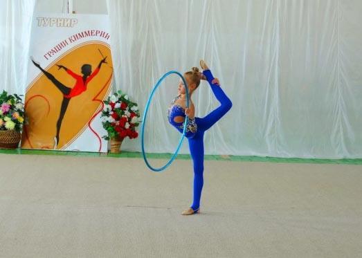 Фото новости - В Феодосии пройдёт юбилейный 20-й турнир по художественной гимнастике «Грации Киммерии»