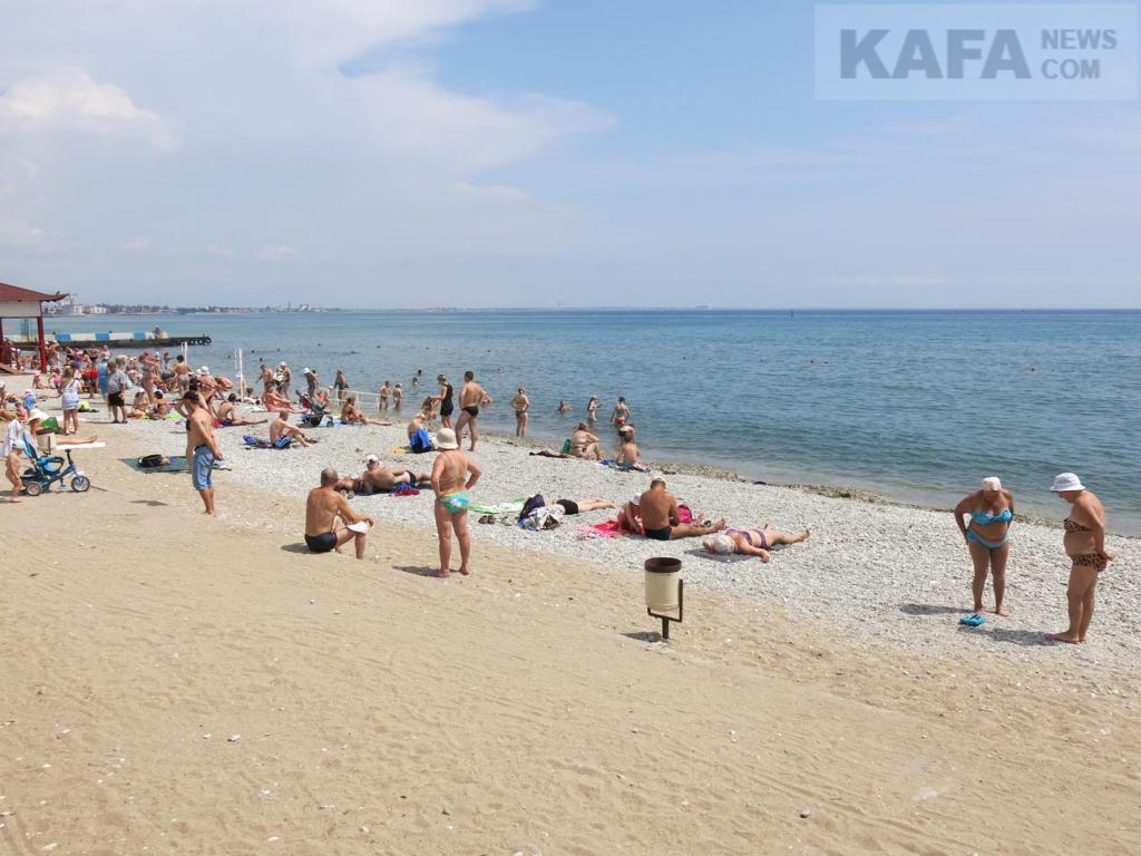 Фото новости - В Феодосии реализуют программу «Доступная среда»: инвалидам обещают парковочные места и доступность пляжей