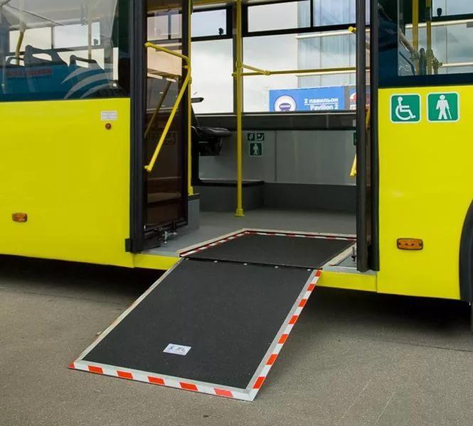 Фото новости - В Феодосии реализуют программу «Доступная среда»: три автобуса для инвалидов и Реестр объектов социальной инфраструктуры